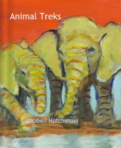 animal treks - artist writer campbell hutchinson