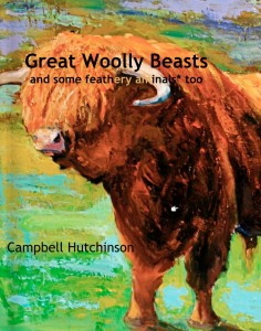 great woolly beasts - artist writer campbell hutchinson